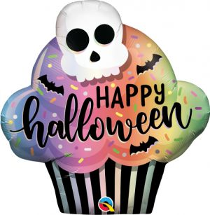 SuperShape Halloween Cupcake