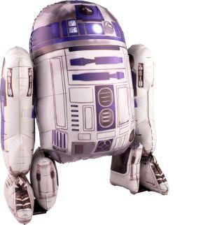 AirWalkers Star Wars R2D2