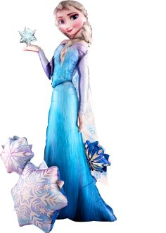 AirWalkers Elsa the Snow Queen