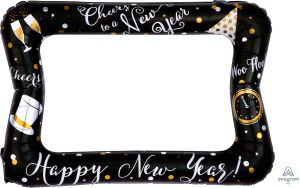 CI: Frame New Year's Selfie