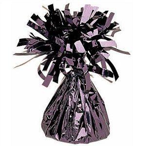Black Foil Balloon Weight