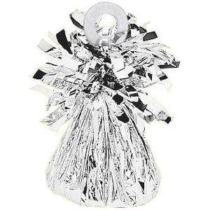 Silver Foil Balloon Weight