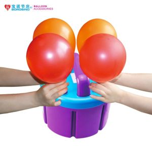 Electric Balloon Pump Four-Nozzle