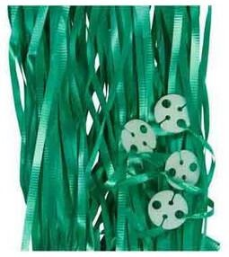 Pre-Cut Balloon Ribbon Green (50pcs)
