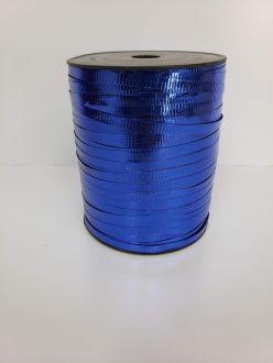 Balloon Ribbon - Metallic Blue