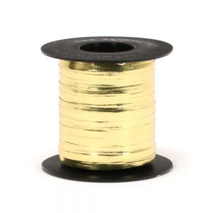 Curling Ribbon -  Metallic Gold