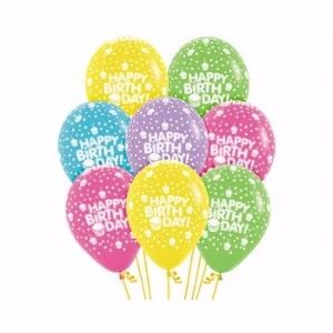 Amaze Your Kid with Birthday Party Balloons for Decoration