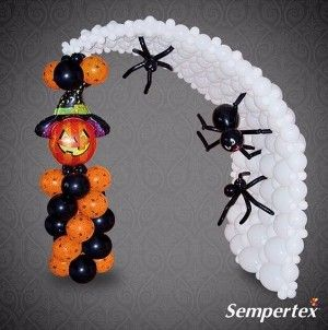 Top 5 Designs for Halloween Balloons for a Scary Evening