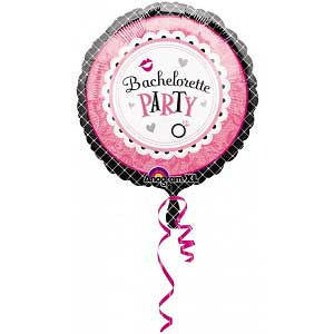 Bring in Your Bachelorette Party with Colorful Custom Balloons