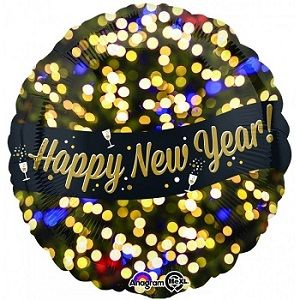 Nurture Your Decoration Plans with New Year Balloons
