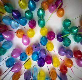Why Balloons Are a Necessary Part of Any Birthday Celebration